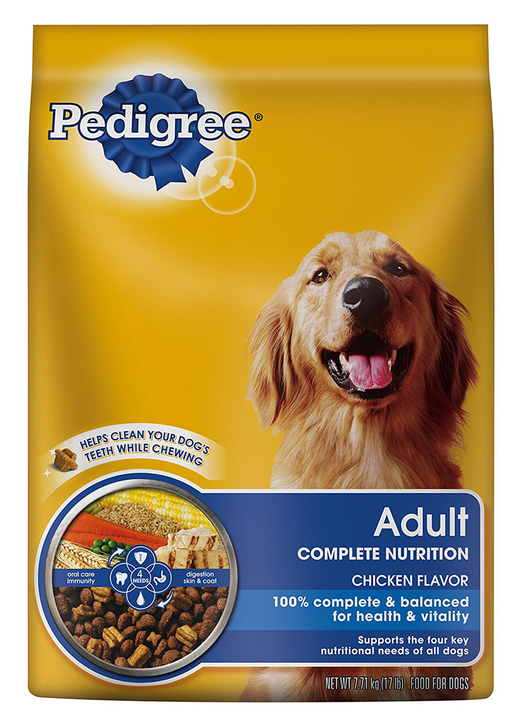 Is Pedigree only enough for dogs nutrition