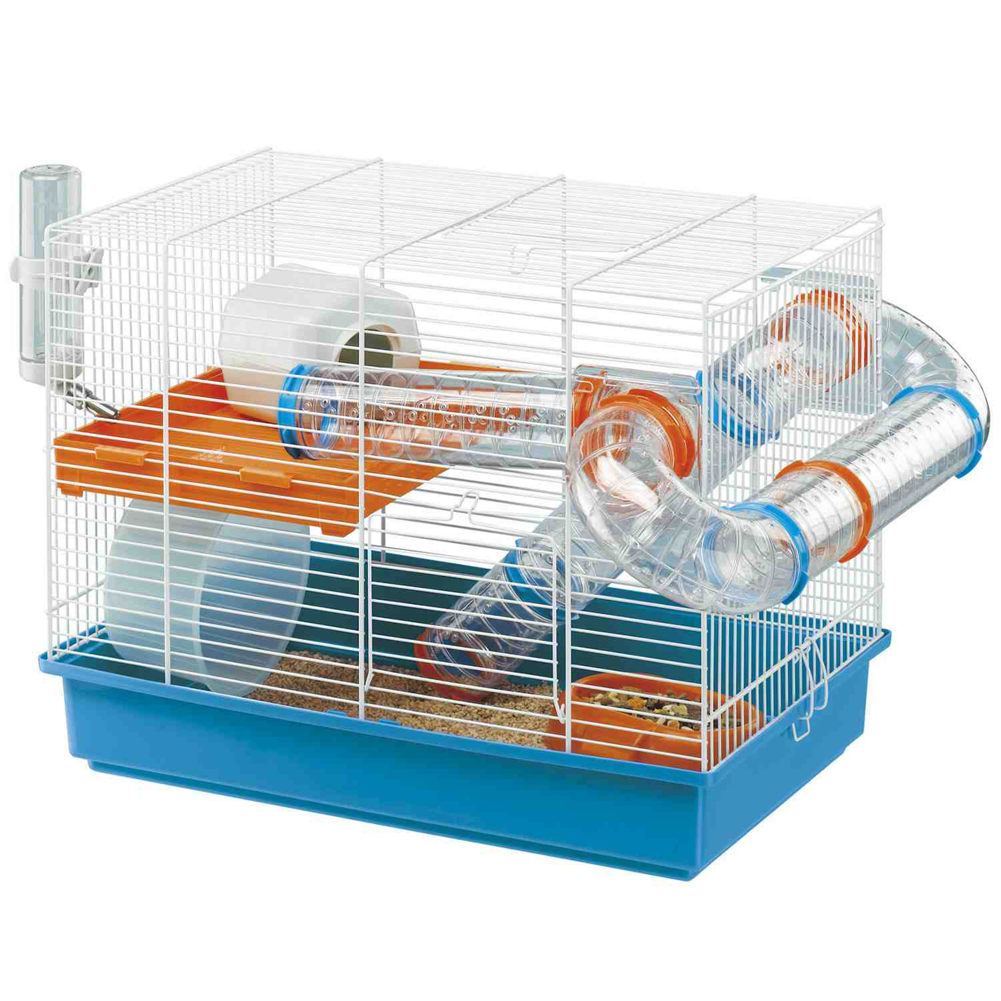 What kind of cage should I get for my hamster