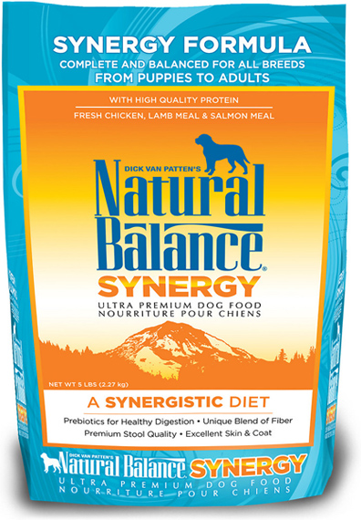 Is natural balance good dog food