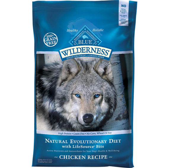 What would be a cheaper alternative to blue buffalo dog food without sacrificing the protein and nutrients