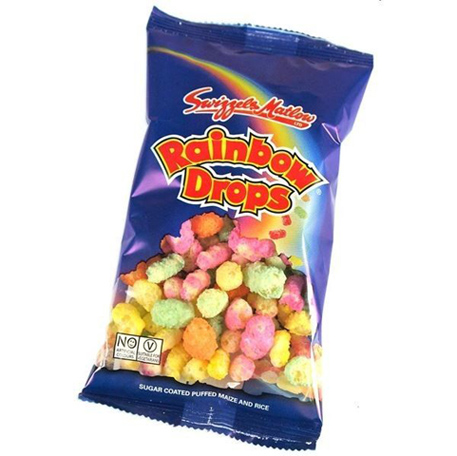 Can dogs eat rainbowdrops